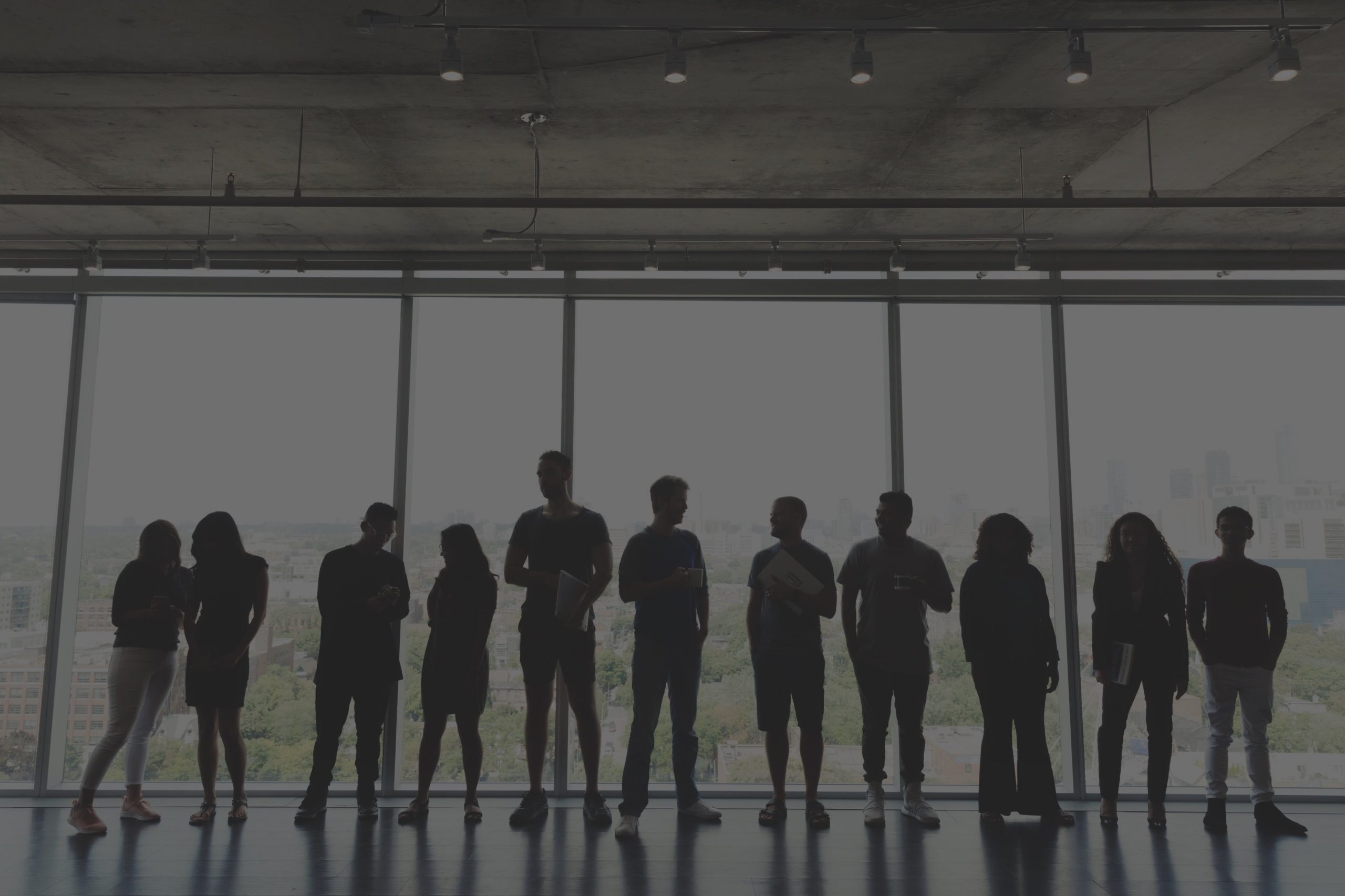 large-group-standing-in-office
